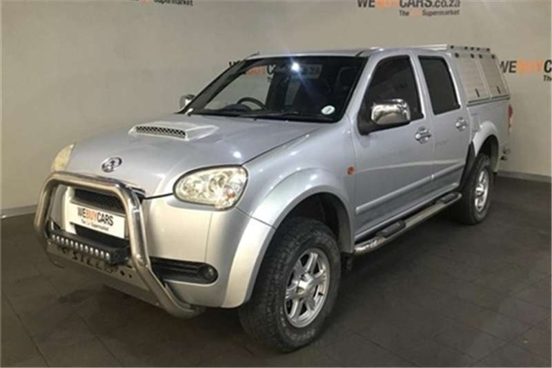 GWM Steed 2.8TCi double cab 4x4 Lux 2010
