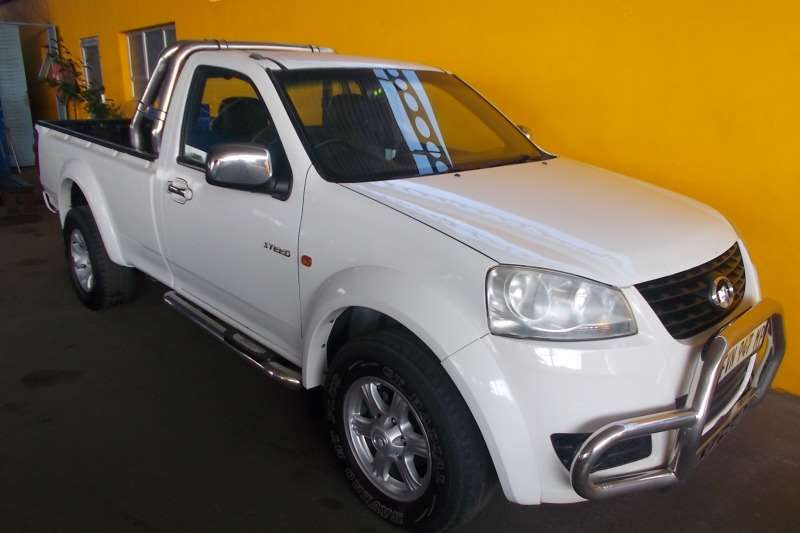 GWM Steed 5 2.5TCi Lux 2012