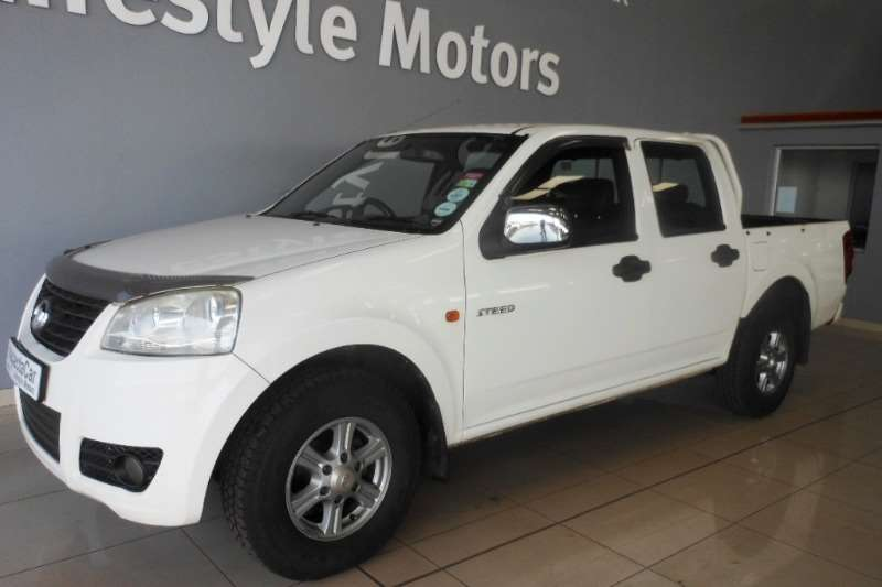2013 GWM Steed 5 2.2L double cab Lux