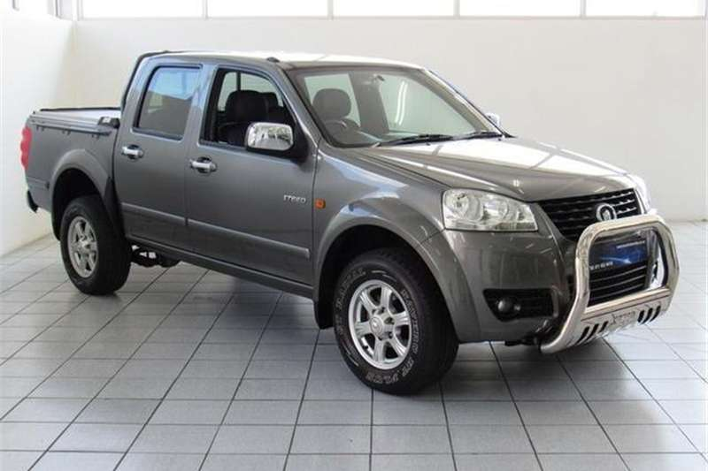 2015 GWM Steed 5 2.0VGT double cab Lux