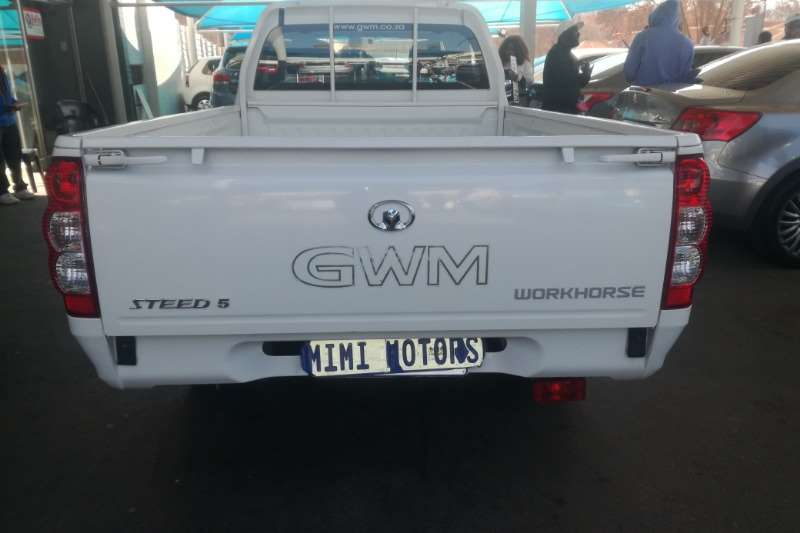 2017 GWM Steed 5 single cab