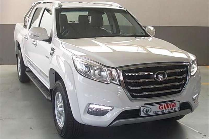 2019 GWM Steed 6 2.0VGT double cab Xscape