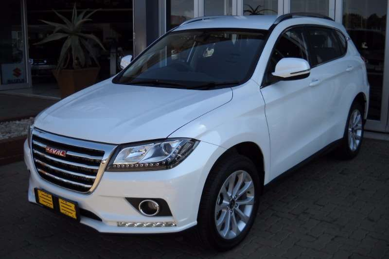 2018 Haval H2 1 5t City Crossover Suv Petrol Fwd