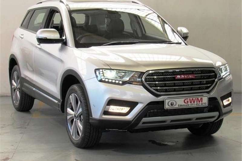 2019 Haval H6 2.0T Luxury auto