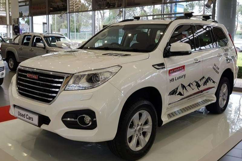 2019 Haval H9 2.0 LUXURY 4X4 A/T