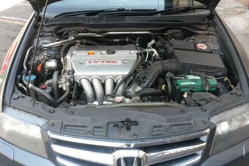 Honda Accord 2.4 Exclusive 2006