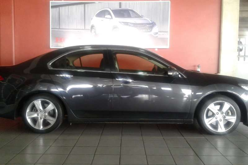 Honda Accord 2.4 Executive auto 2014