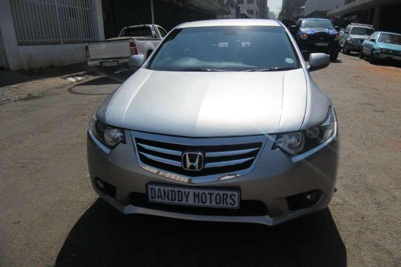 2012 Honda Accord 2.4 Executive