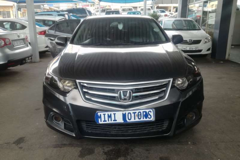 2009 Honda Accord 2.4 Exclusive