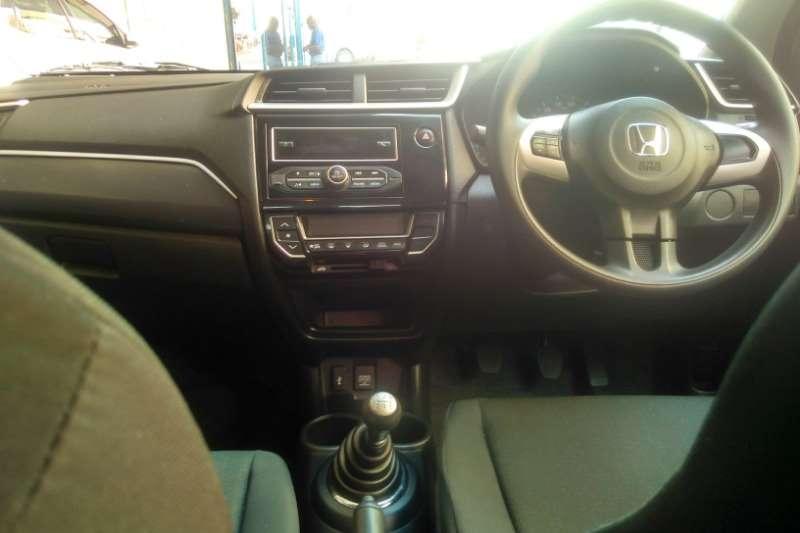 Honda Amaze Sedan AMAZE 1.2 TREND 2016