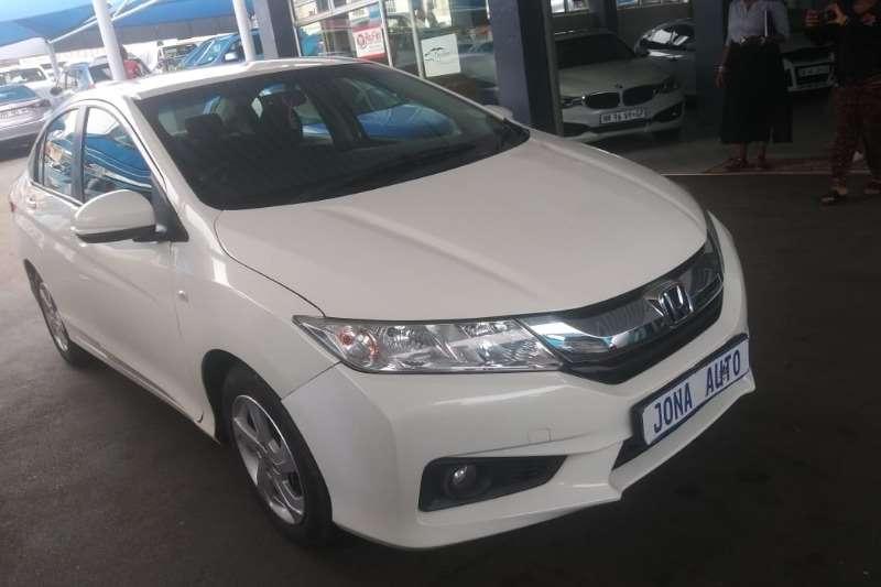 Honda Ballade 1.5 Comfort auto 2014