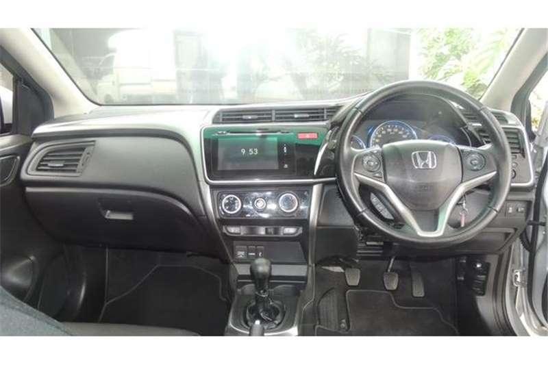 Honda Ballade 1.5 Elegance 2014