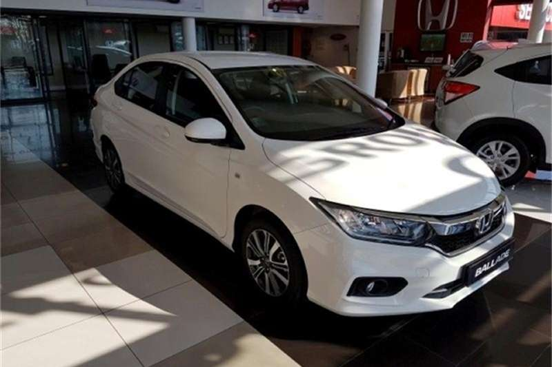 Honda Ballade 1.5 Elegance auto 2018