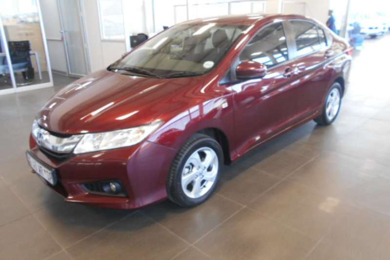 Honda Ballade 1.5 Elegance automatic 2014