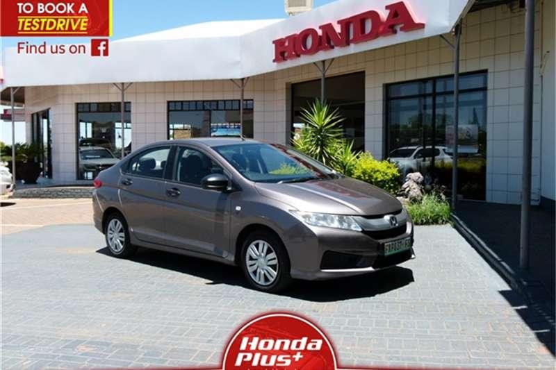 2015 Honda Ballade