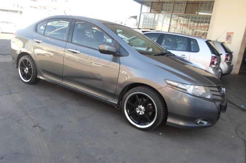 Honda Ballade vtec 2013
