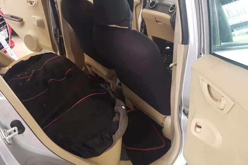 Honda Brio 1.2 Comfort 2012