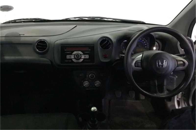 2015 honda brio amaze 1 2 comfort sedan petrol fwd manual rh automart co za honda brio manual honda brio manual 2017