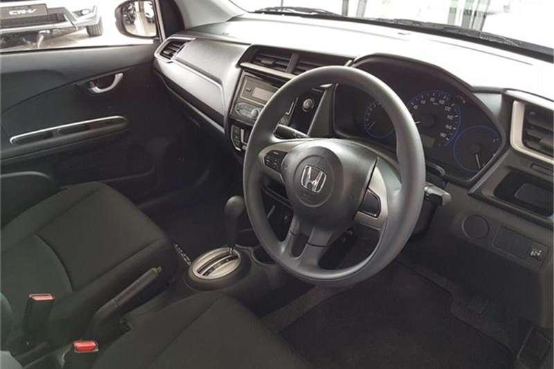 Honda Brio Amaze 1.2 Comfort auto 2018