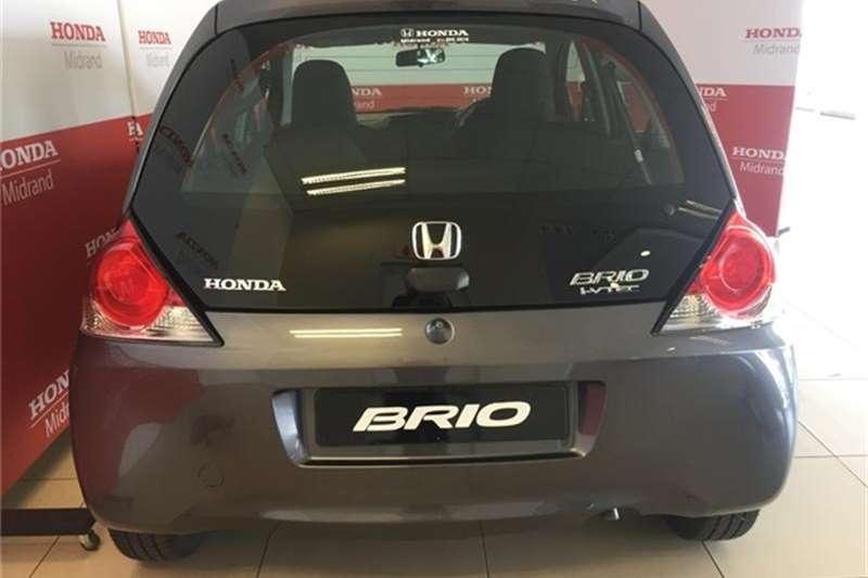 Honda Brio hatch 1.2 Trend 2018