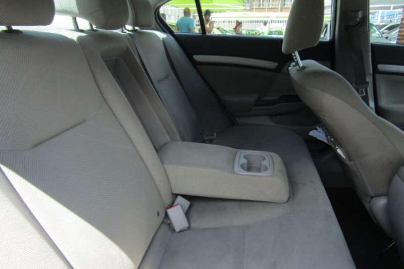 Honda Civic 150i 4 door automatic 2013