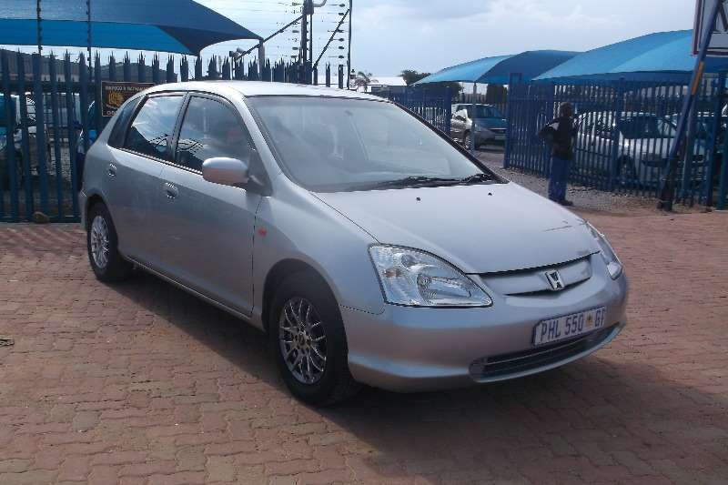 Honda Civic Colours >> 2003 Honda Civic 150i 5 door Hatchback ( FWD ) Cars for sale in Gauteng | R 49 900 on Auto Mart