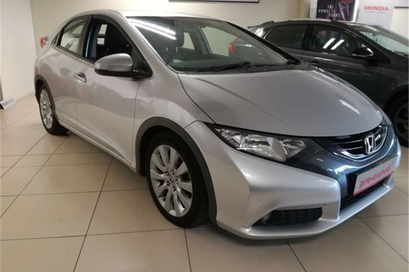 Honda Civic hatch 1.8 Executive 2013