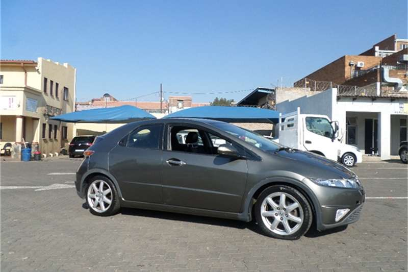 Honda Civic hatch 1.8 EXi 2008