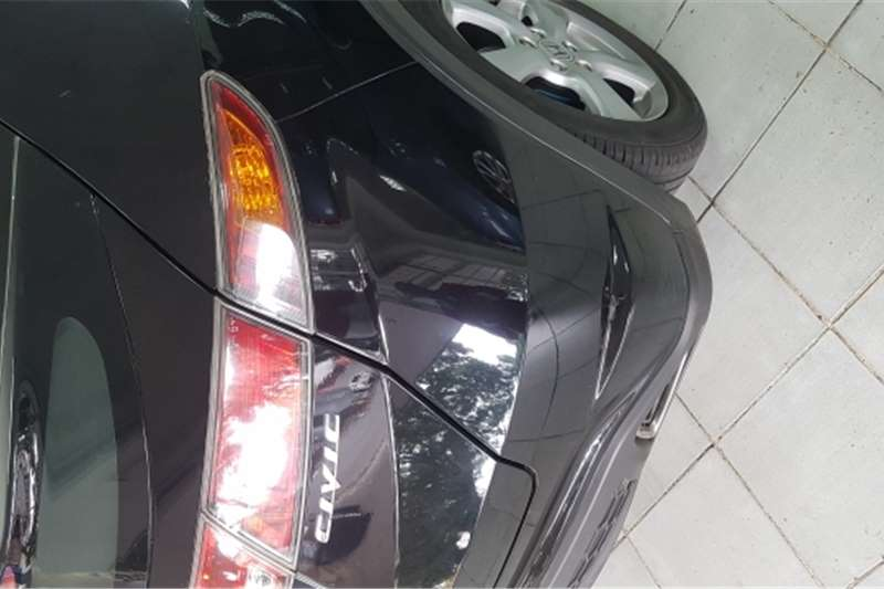 2009 Honda Civic sedan 1.8 LXi