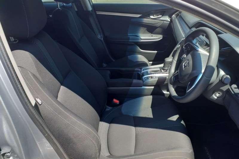 2016 Honda Civic sedan 1.8 Executive auto