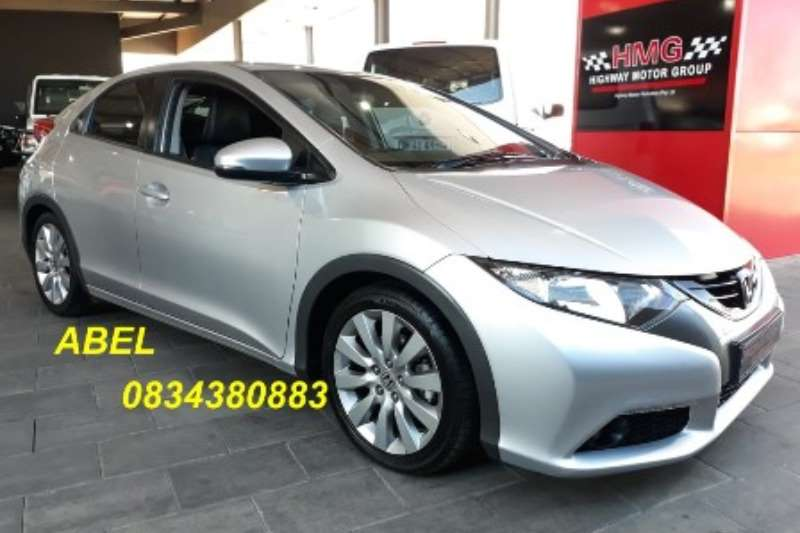 2012 Honda Civic hatch 1.8 Executive