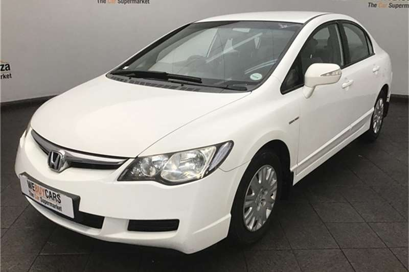 2008 Honda Civic sedan 1.8 LXi