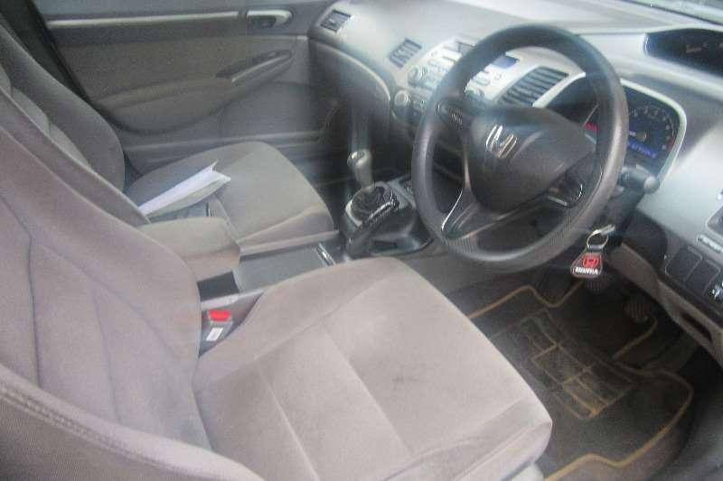 Honda Civic sedan 1.8 Comfort 2007