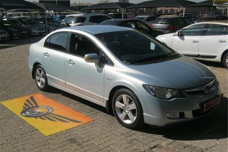 Honda Civic sedan 1.8 VXi 2007