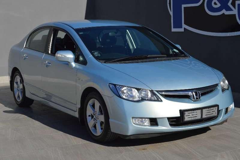 Honda Civic Sedan 1.8 VXi 2008