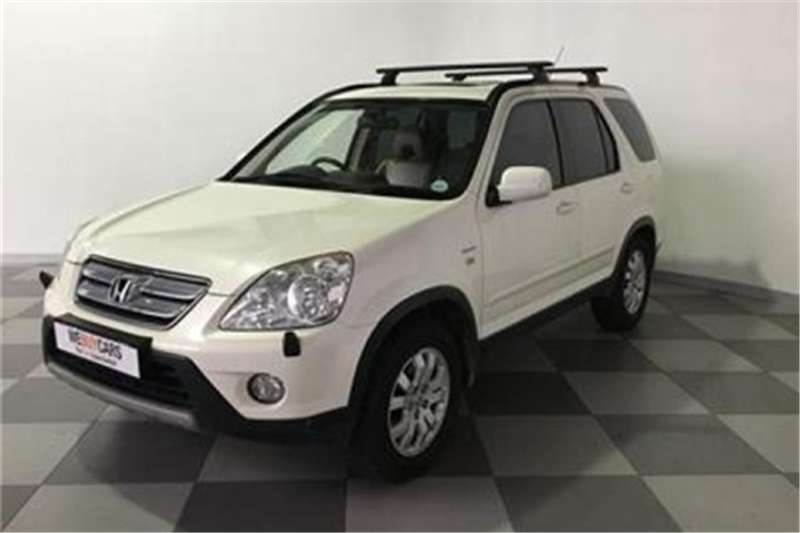 Honda CR-V 2.0 RVSi automatic 2006