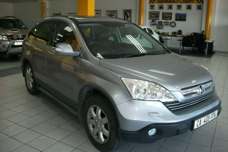 Honda CR-V 2.0 RVSi automatic 2007