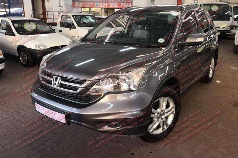 Honda CR-V 2.0 RVSi automatic 2011