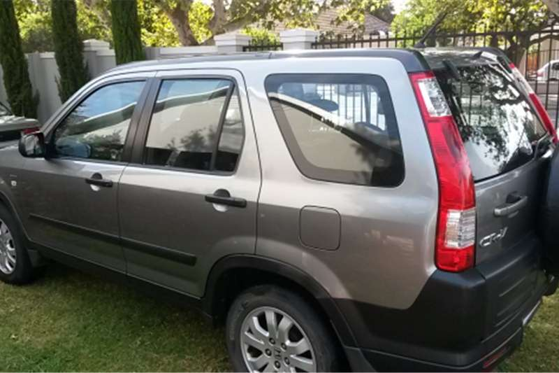 Honda CR-V 2.0AWD 2006