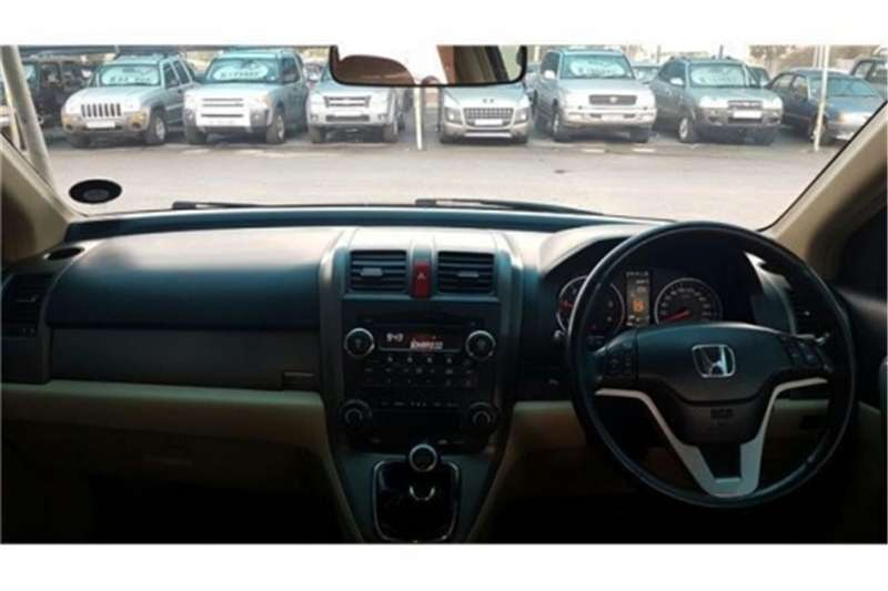 Honda CR-V 2.2 CTDi manual 2008