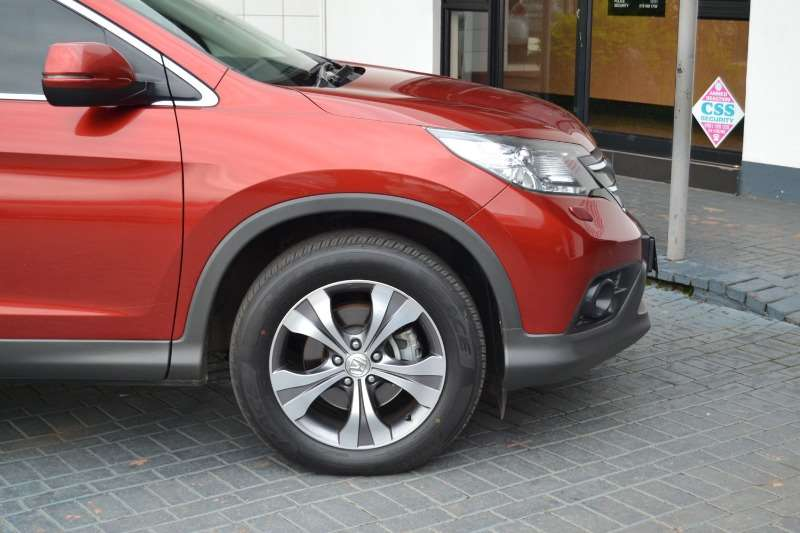 Honda CR-V 2.2 DTEC Exclusive A/T 2013