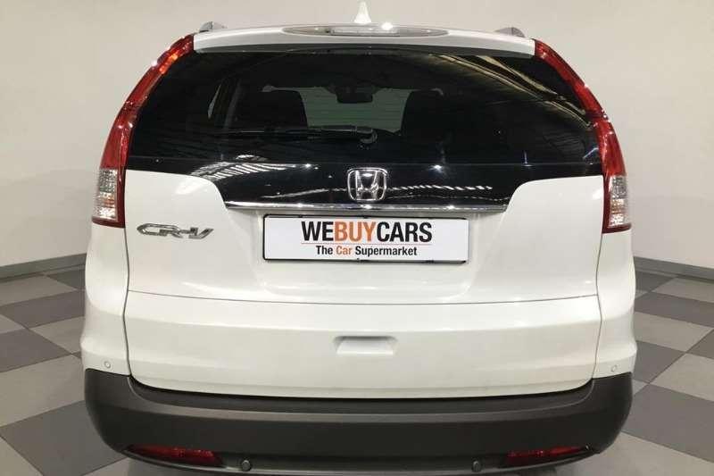 Honda CR-V 2.2i DTEC Elegance AWD auto 2013