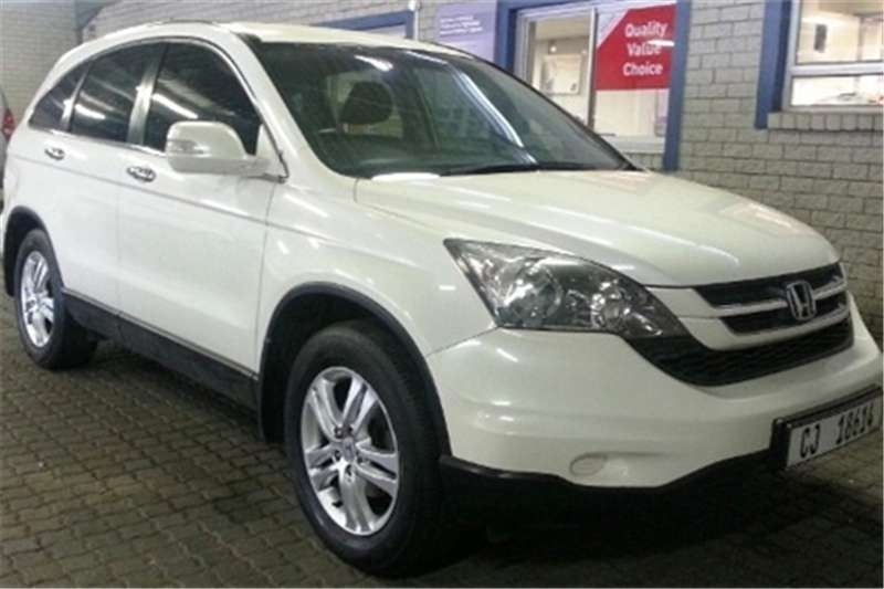 Honda CR-V 2.4 Executive 2011
