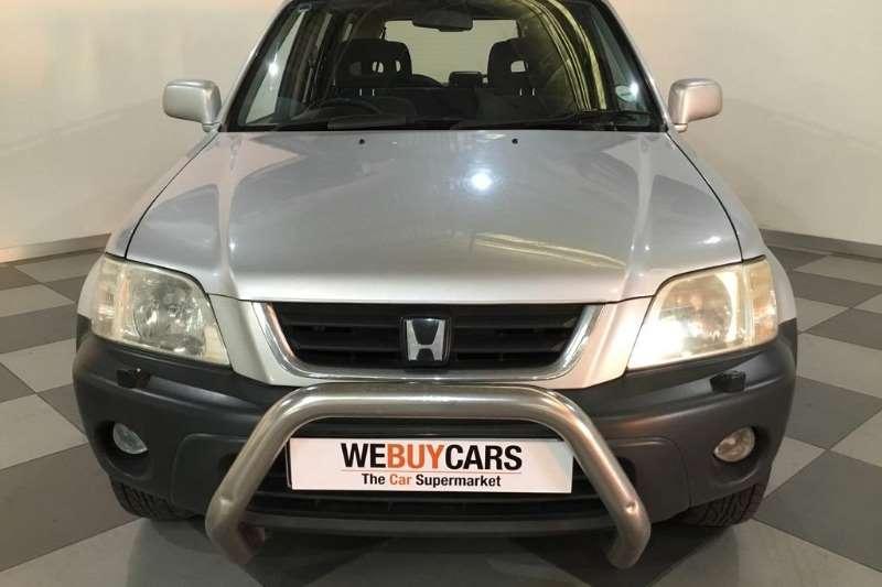 Honda CR-V Honda CR V 2.0 auto 1999