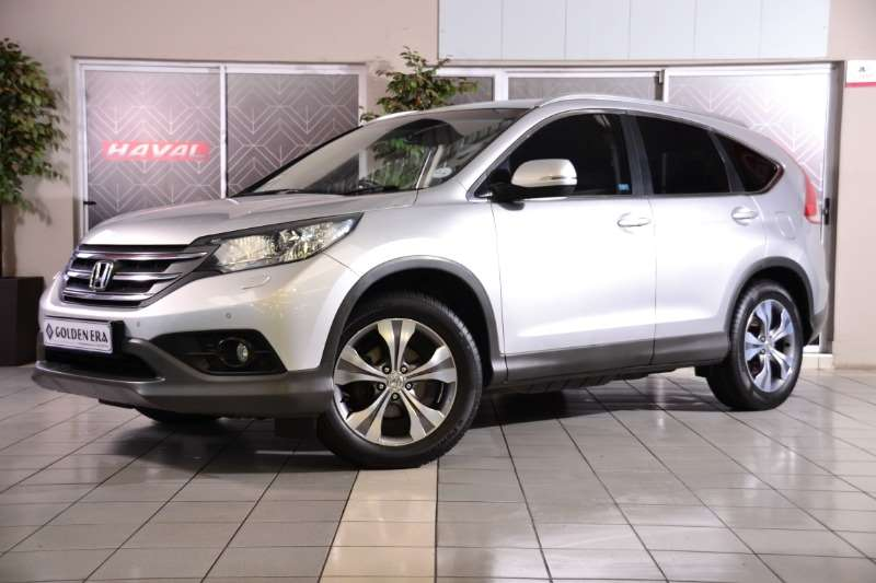 2013 Honda CR-V 2.4 Executive auto