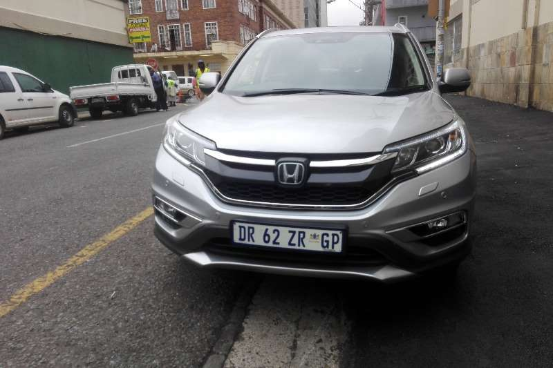 2016 Honda CR-V 2.4 Executive