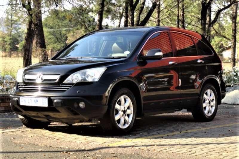 2009 Honda CR-V 2.2i CTDi