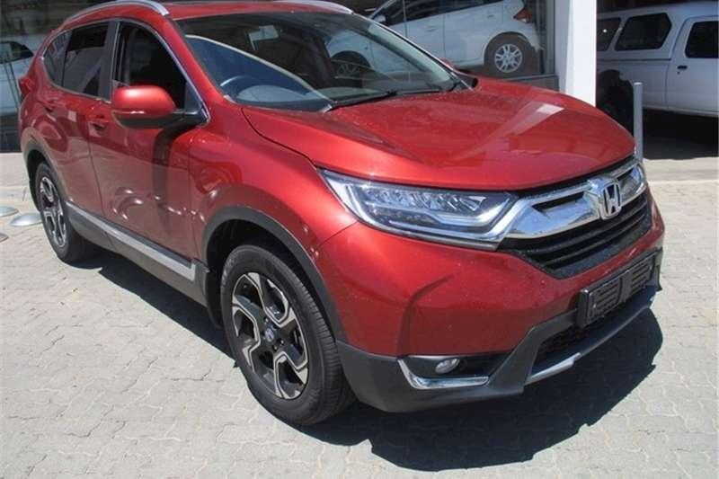 2018 Honda CR-V 1.5T Executive AWD
