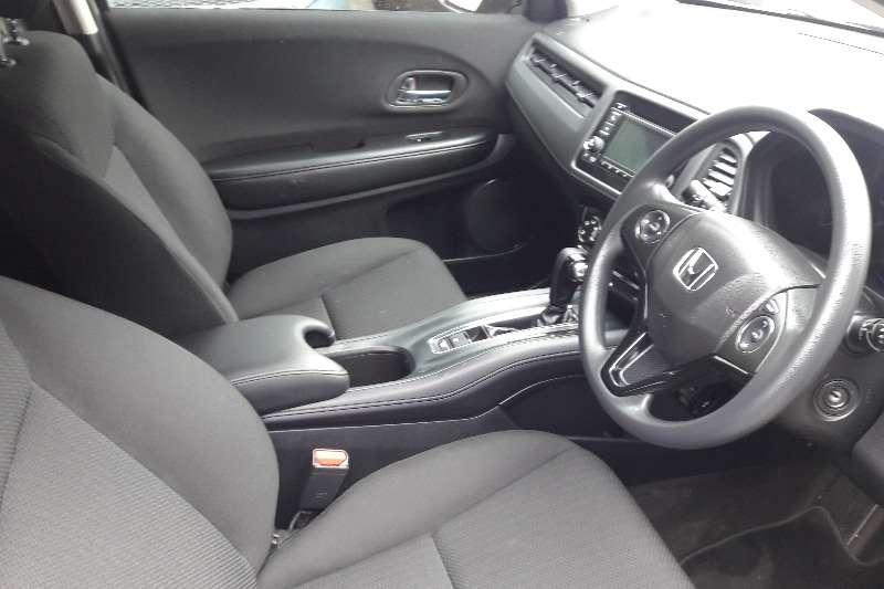 2017 Honda HR-V 1.8 Elegance