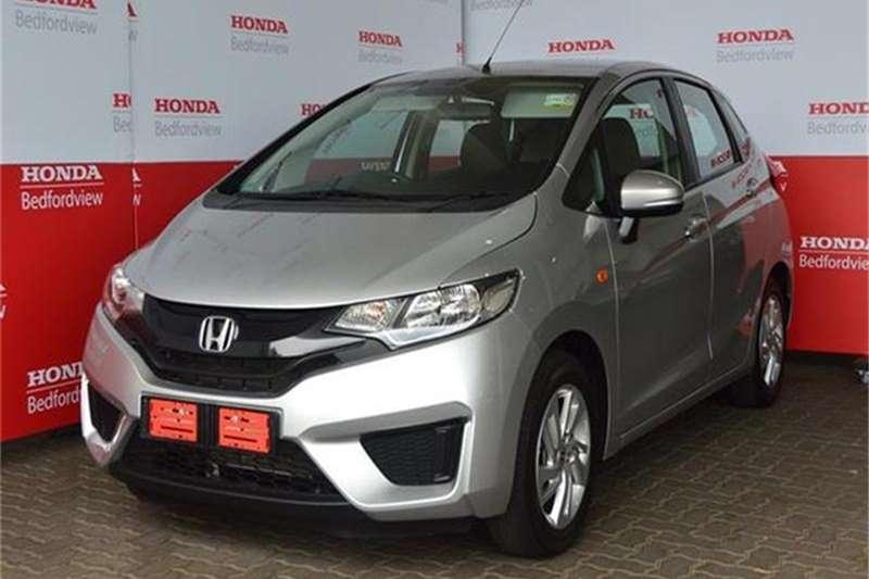 Honda Jazz 1.2 Comfort 2017